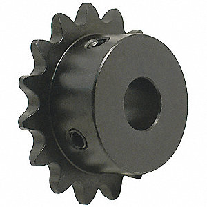 Fixed Bore Roller Chain Sprocket, For Industry Chain Size: 35, 11 Number of Teeth