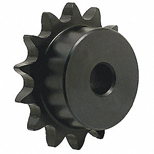 Plain Bore Roller Chain Sprocket, For Industry Chain Size: 35, 12 Number of Teeth