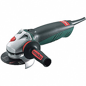 "4-1/2"" Angle Grinder, 8.0 Amps"