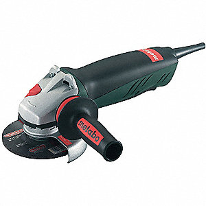 "6"" Angle Grinder, 9.6 Amps"