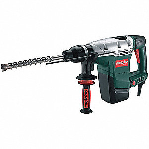 SDS Max Rotary Hammer, 14 Amps, 0 to 2840 Blows per Minute, 120 Voltage
