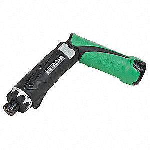 "1/4"" Cordless Screwdriver Kit, 3.6 Voltage, Battery Included"
