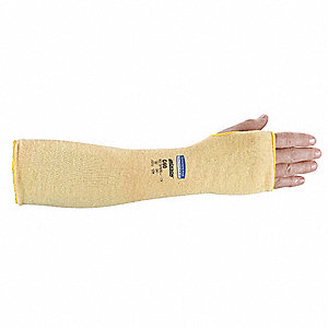 Cut Resistant Sleeve,With Thumbhole,18In