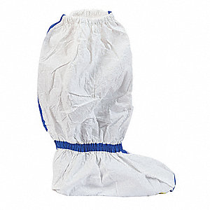 "Boot Covers, Slip Resistant: Yes, 18"" Height, Size: L, 50 PK"