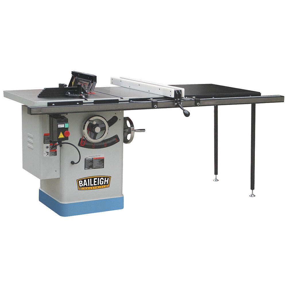 Baileigh industrial 10 riving knife table saw 170 amps blade zoom outreset put photo at full zoom then double click greentooth Choice Image