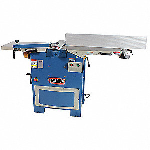 Planer/Jointer Combo,220V,5500 rpm,3 HP