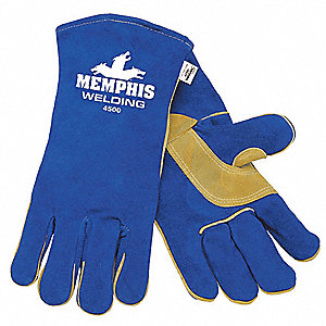 "Welding Gloves,Stick,13"",S,PR"