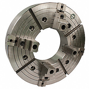 Machine Chuck,4-Jaw,25 In,A2-20