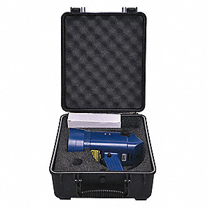 Phaser Battery LED Strobe Kit,0-500,000