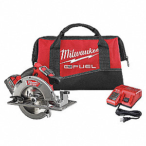 CIRC SAW 7-1/4IN FUEL 1 BATTERY M18