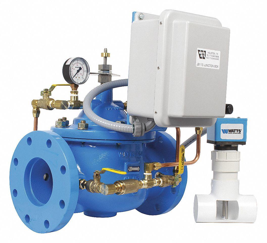 Pressure Reducing Automatic Control Valves