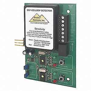 Diablo Loop Detector Wiring Diagram. . Wiring Diagram on