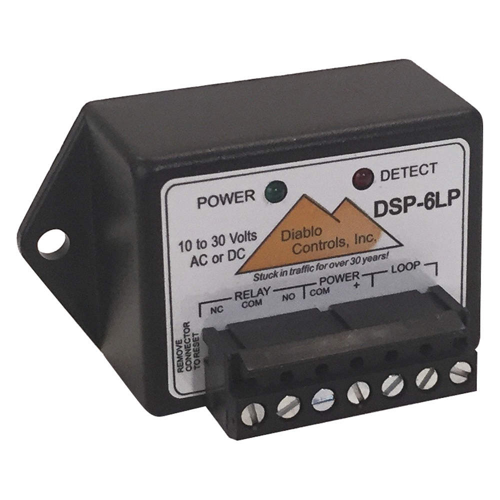 Diablo Controls Inc 10 To 30vac 1 Channel Vehicle Detector Loop Relay Zoom Out Reset Put Photo At Full Then Double Click