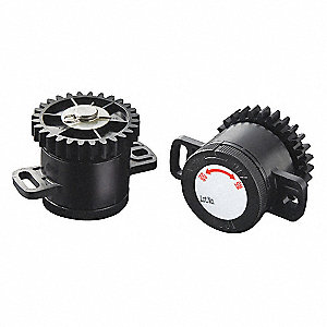 Adjustable Rotary Damper,50 rpm