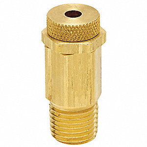 "Pressure Relief ,1/4"" NPT,50 to 125 psi"