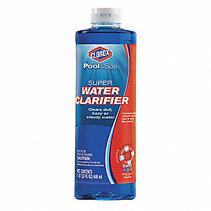 Pool Liquid Clarifier, 1 EA
