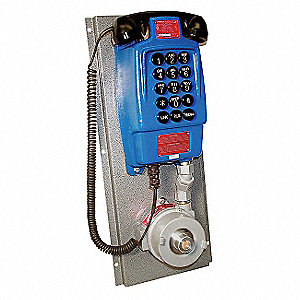 Explosion Proof Telephone,Blue