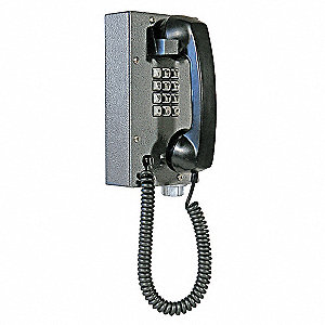 Hazardous Area Steel Telephone, Class 1
