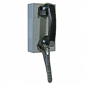Hazardous Area Steel Ringdown Telephone