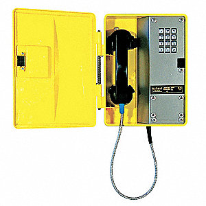Weather Resistant Telephone, VoIP