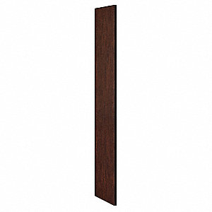 End Panel,Flat Top,D21 x H72,Mahogany