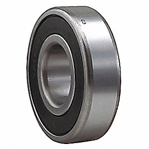 Radial Ball Bearing, Double Sealed, 100mm Bore Dia., 150mm Outside Dia.