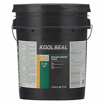 36MV60 - Sealer 5 gal. Black 100 sq. ft./gal.