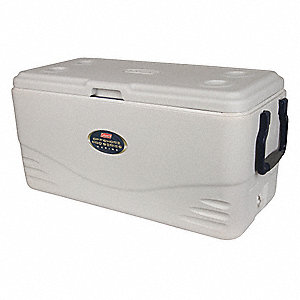 Marine Chest Cooler,Hard Sided,100.0 qt.