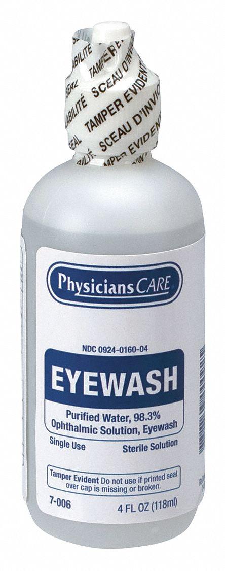Replacement Eye Wash Bottle 1 gal.