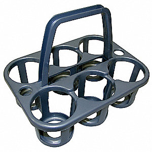 Gray PVC Caddy, 1 EA