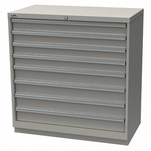 Lista Modular Drawer Cabinet 41 3 4 Overall Height 40 1 4 Overall Width 22 1 2 Overall