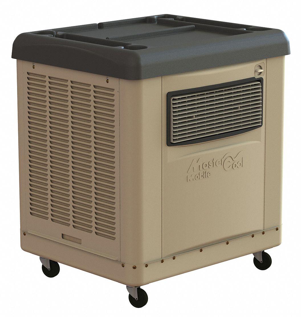 Master Cool Portable Evaporative Cooler (1600 Cfm). Model: MMBT14 (Air  #888844