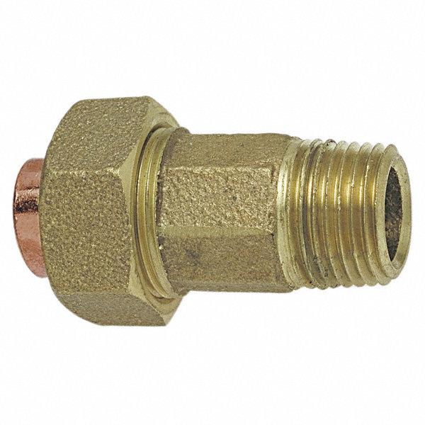 Nibco cast bronze fitting union c mnpt connection type