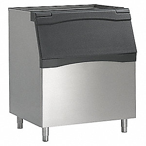 "42"" x 34"" x 50"" Commercial Ice Storage Bin with 778 lb. Ice Storage Capacity"
