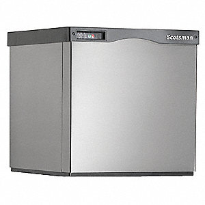 115V Small Modular Ice Machine, Stainless Steel, 549 lb.