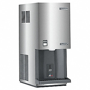 Ice Maker and Dispenser,12 lb Storage