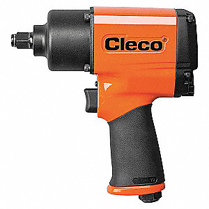 IMPACT WRENCH 1/2IN SQ DR PIN RET