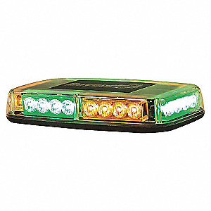 LIGHT LED MINI LIGHTBAR MAG AM/GR
