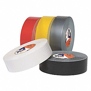 Duct Tape,11.5 mil,Yellow,PK24