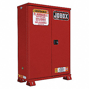 60 GAL SAFETY CABINET INK/PAINT