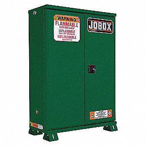 45 GAL SAFETY CABINET PESTICIDES