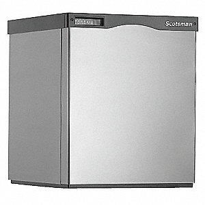 208/230V Nugget Modular Ice Machine, Stainless Steel, 1094 lb.