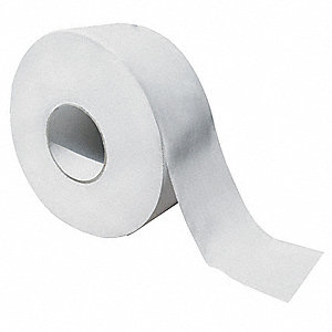 2 Ply Jumbo Toilet Paper, 1000 ft., 8PK