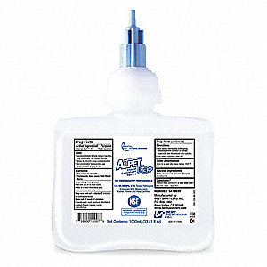 1000mL Hand Sanitizer Cartridge, Alpet E3+, 6 PK