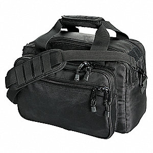 Deluxe Range Bag,Side Armor,Black
