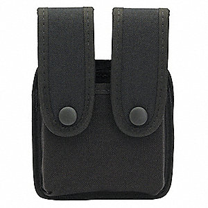 Double Magazine Holder,Black