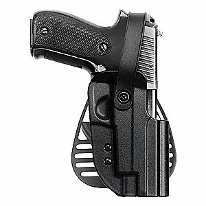 Holster,RH,Glock 17,22,19,23,Black