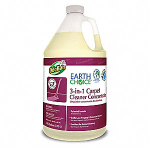 1 gal. Carpet Cleaner Concentrate 3in1, 4 PK