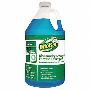 1 gal. BioLaundry Advanced Enzyme Detergent, 4 PK