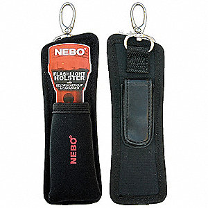 "CSI Flashlight Holster for 1"" Dia. NEBO Flashlight"